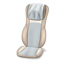 Beurer - Đệm ghế massage 3D hồng ngoại MG295CREAM