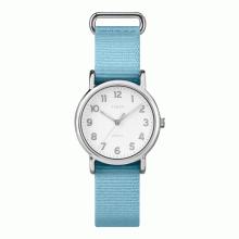 Đồng hồ nữ Timex Weekender Nylon Strap - TW2R80600