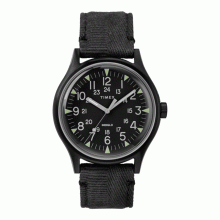 Đồng hồ nam Timex MK1 Steel 40mm Fabric Strap - TW2R68200