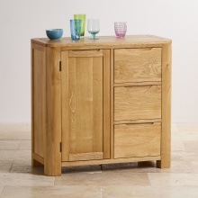 Tủ lưu trữ Emley gỗ sồi  - COZINO