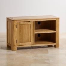 Tủ tivi nhỏ Emley gỗ sồi - Cozino