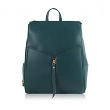 Balo thời trang Verchini màu xanh cổ vịt 009304