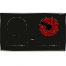 Bếp từ đôi hồng ngoại cảm ứng KAFF KF-FL101IC tặng hút mùi cổ điển Kaff trị giá 2.500.000đ
