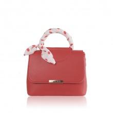 Túi xách thời trang Verchini màu đỏ 010036