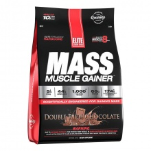 Sữa tăng cân Elite Labs Mass Muscle Gainer Chocolate 4.62kg - SMEL935