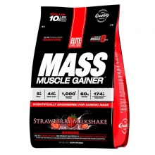Sữa tăng cân Elite Labs Mass Muscle Gainer Strawberry 4.62kg