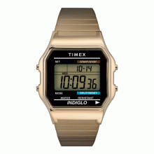 Đồng hồ Unisex Timex Classic Digital - T78677