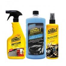 Combo giặt nệm khử mùi dạng xịt-Nước rửa xe có chất đánh bóng cao cấp-Chất bảo dưỡng 2 trong 1 hương Vanilla Formula 1 - 9199441 ,  ,  , 418000 , Combo-giat-nem-khu-mui-dang-xit-Nuoc-rua-xe-co-chat-danh-bong-cao-cap-Chat-bao-duong-2-trong-1-huong-Vanilla-Formula-1-418000 , shop.vnexpress.net , Combo giặt nệm khử mùi dạng xịt-Nước rửa xe có chất đánh bóng cao cấp-Chất b