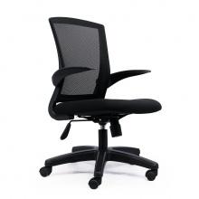 Ghế lưới văn phòng CZN1001 chân nhựa màu đen  - COZINO