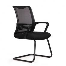 Ghế lưới văn phòng CZN1016 chân quỳ màu đen - COZINO