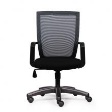Ghế lưới văn phòng CZN1012 chân nhựa màu đen - COZINO