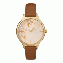 Đồng hồ nữ Timex Crystal Bloom 36mm - TW2R66900