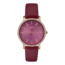 Đồng hồ nữ Timex Metropolitan Starlight 34mm - TW2R51100