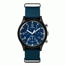 Đồng hồ nam Timex MK1 Aluminum Chronograph 40mm - TW2R67600