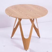 Bàn ăn, bàn cafe gỗ ba chân kiểu mới – Mã: T106