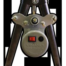 Máy đưa võng tự động VINANOI - VN365N có bộ giảm xóc đưa đằm và êm cho cả Mẹ và Bé