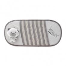 Trang trí đựng CD Focus Cobe Panda K-X08B màu xám