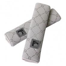 Trang trí bọc dây an toàn Focus Gucci F-X01F-B màu xám