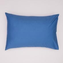 Vỏ gối xanh dương 45x65cm Ninos