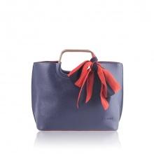 Túi xách thời trang Verchini màu xanh dương 010363
