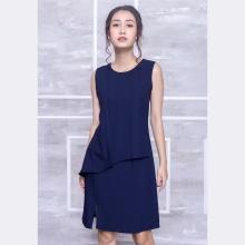 Đầm suông công sở thời trang Eden - D312