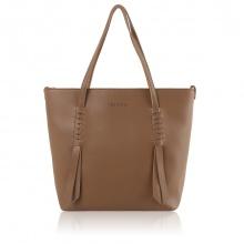 Túi xách thời trang Verchini màu nâu 010433