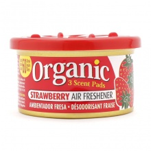 Hộp thơm củi LD ORGANIC Strawberry 38g
