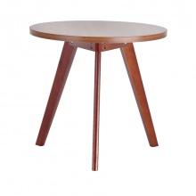Bàn ăn, bàn cafe tròn 3 chân bằng gỗ – Mã: T101BN