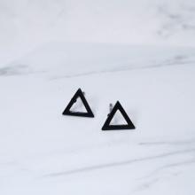 Bông tai Inox Triangle - Tatiana - BI3456