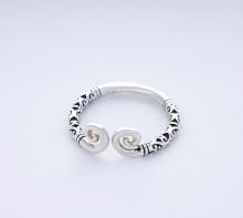 Nhẫn nam bạc thái kim cô Hadosa - TSR229