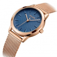 Đồng hồ nữ hàn Quốc Julius JA-982LD vàng hồng