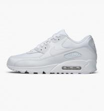 Giày thể thao chính hãng Nike Air Max 90 Essential Triple White 537384-111