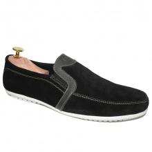 Giày mọi da bò thời trang nam hiệu MOL MMD110B