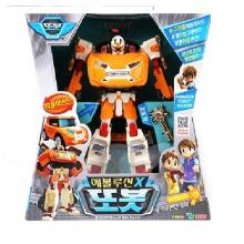 Đồ chơi lắp ráp Tobot Evolution X