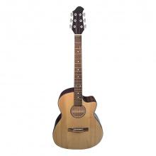 Đàn Guitar Acoustic DVE70 KS màu gỗ tự nhiên