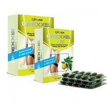 Combo 2 hộp viên uống giảm cân an toàn Omexxel Slim (60 viên) - Xuất Xứ Mỹ