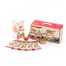 4 gói nước hồng sâm hữu cơ cho bé kini Gini
