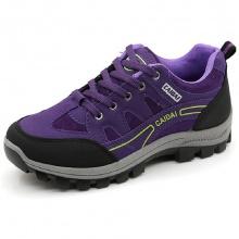 Giày sneaker phượt nữ hiệu Caidai LN01Pu