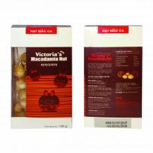 Hạt Mắc ca tách vỏ Victoria's Macadamia Nut - vị muối