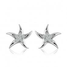Bông tai bạc Special Star