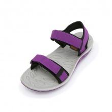 Giày sandal nữ 2 quai ngang hiệu Vento NV2736Pu