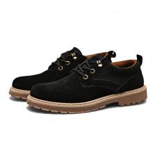 Giày boot cổ thấp thời trang nam LN31B