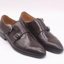 Giày nam Monkstrap cao cấp - KAZIN
