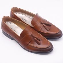 Giày thời trang màu nâu - KAZIN