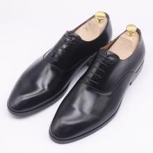 Giày công sở nam cao cấp màu đen - KAZIN
