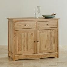 Tủ chén nhỏ Cawood gỗ sồi - Cozino