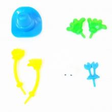 Bộ khuôn chi tiết chơi cát động lực vi sinh KSC2