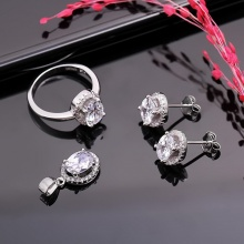EROPI-Bộ trang sức bạc Vitality