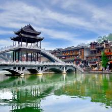 Tour Trương Gia Giới: Trương Gia Giới - Phượng Hoàng Cổ Trấn - Thiên Môn Sơn - 6 ngày 5 đêm - Vinagroup Travel