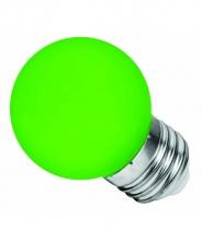 Bộ 03 đèn led bulb Điện Quang LEDBU14G45 01G (1W xanh lá)